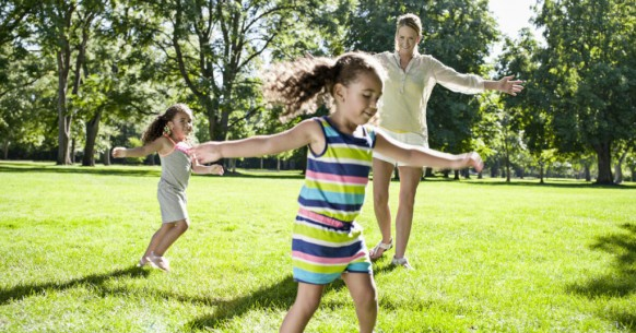 Get Your Child to Be More Active